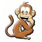 Äffchen-Icon zur Umzugs-Bewertung